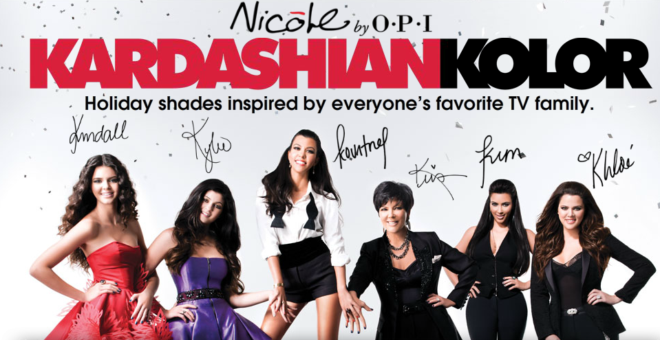 Trendin: Kardashian Nail Kolors Too?!? – Blog by Jessie Holeva